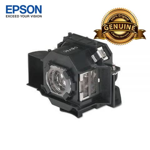 Epson ELPLP34 Original Replacement Lamp / Bulb | Epson Projector Lamp Malaysia
