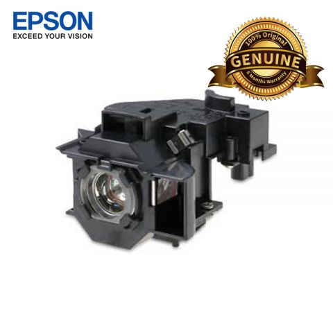 Epson ELPLP43 / V13H010L43 Original Replacement Lamp / Bulb | Epson Projector Lamp Malaysia