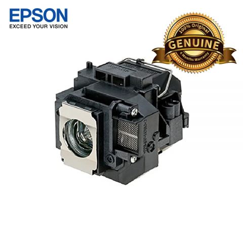 Epson ELPLP55 / V13H010L55 Original Replacement Projector Lamp / Bulb | Epson Projector Lamp Malaysia
