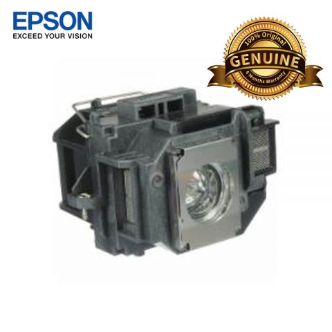 Epson ELPLP66 / V13H010L66 Original Replacement Projector Lamp / Bulb | Epson Projector Lamp Malaysia