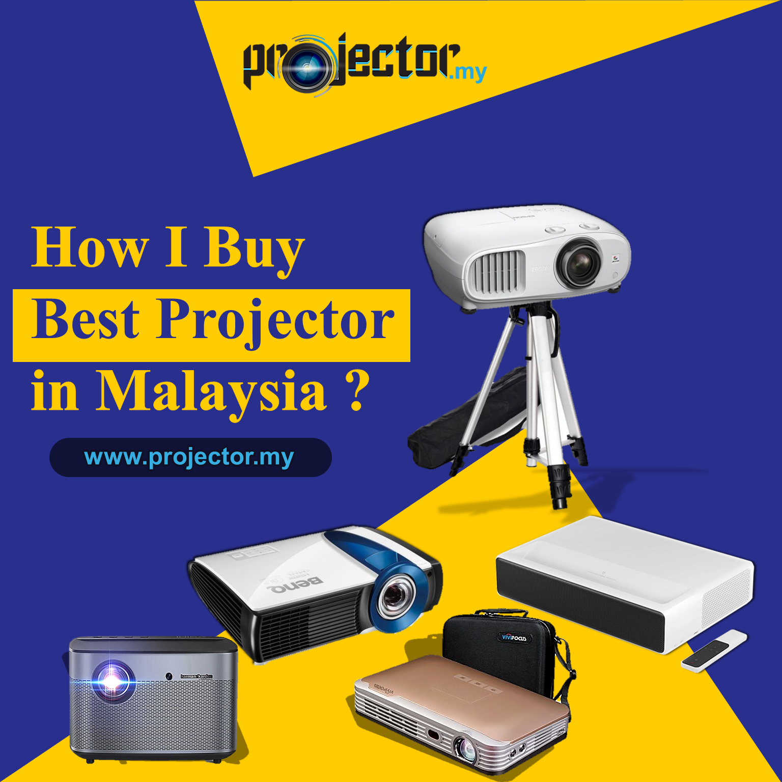 How I Buy Best Projector in Malaysia? (PART 1)